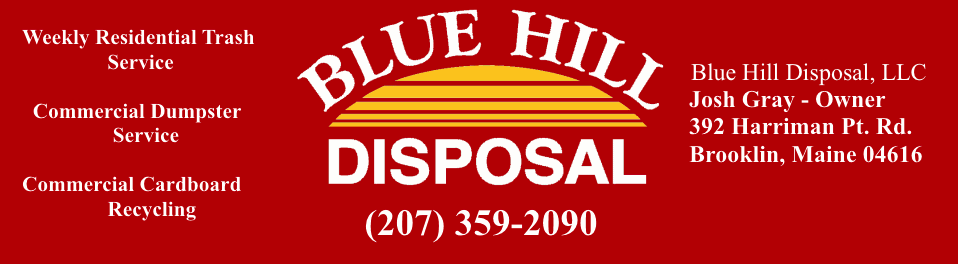 Blue Hill Disposal